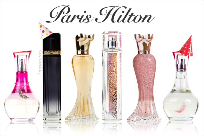 Happy Birthday to the one and only Paris Hilton! Which fragrance of hers is your fave?