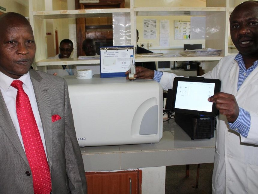 Free screening for cancer in Nyeri hospitals