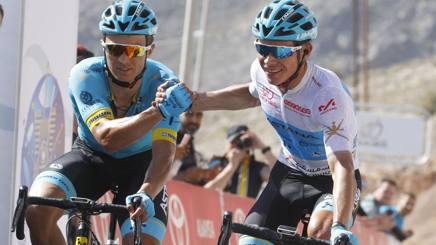 """Oman, quinta tappa firmata Lopez. Capecchi 14°, Nibali a 1'32"""""""