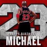 RT : HAPPY BIRTHDAY, MICHAEL JORDAN!...