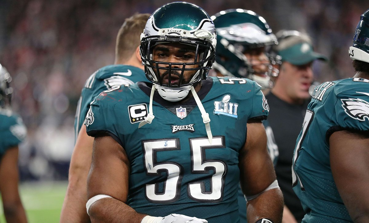 Eagle Eye takes a look at the #Eagles defensive effort from #SBLII. #FlyEaglesFly  ��: https://t.co/EbnwZ0DEfm https://t.co/urPPUd7YtB