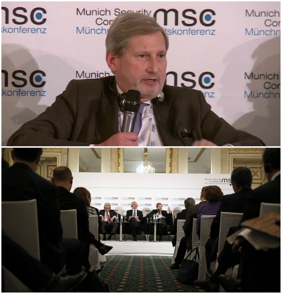 "test Twitter Media - #EU-Commissioner @JHahnEU participates in the ""In or out? The countries in-between #Russia and #Europe"" panel discussion at @MunSecConf 2018.📺#Video➡️https://t.co/Q3LBbZcpqk https://t.co/Si8Dg2NstE"