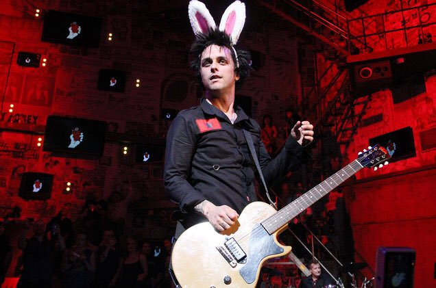 Happy birthday, Billie Joe Armstrong. Forever young and please don t die!