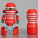 RT : 【初展示】「TENGA-ROBO」 #goodsmile #wf2...