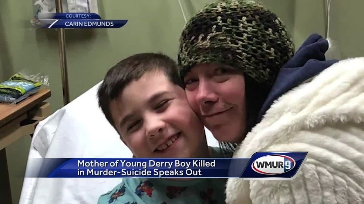 Mother of son killed in murder-suicide grieving, speaking out