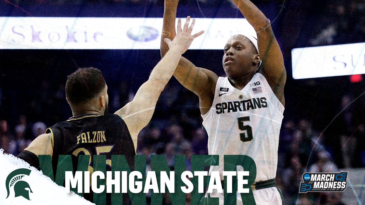 No. 2 Michigan State