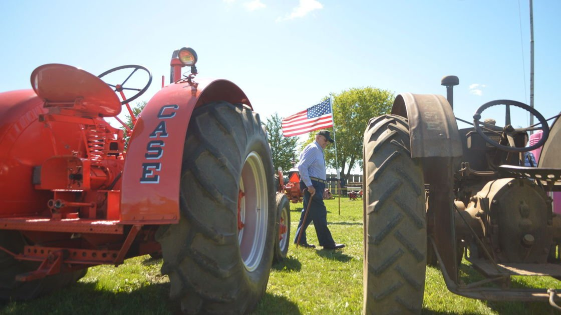 Have you been to the Grand Meadow Heritage Festival?