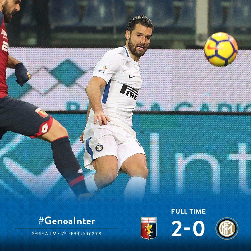 #GenoaInter