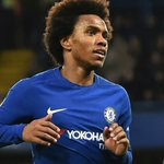 Willian double leads Chelsea into FA Cup quarters