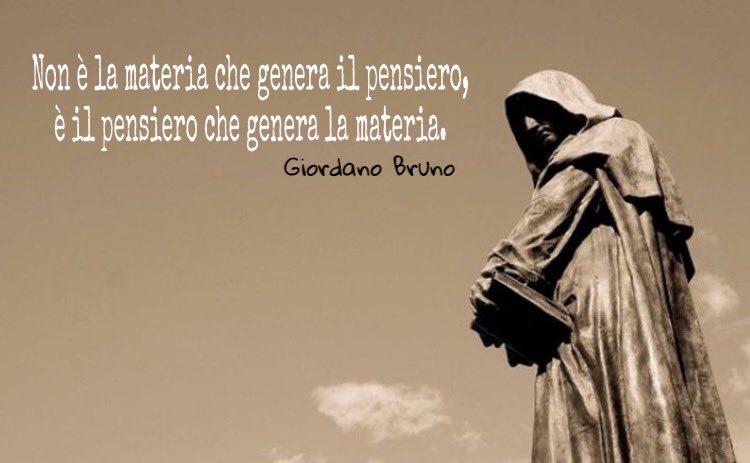 #GiordanoBruno