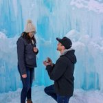 Photographer Finds Couple In Impromptu Engagement Picture
