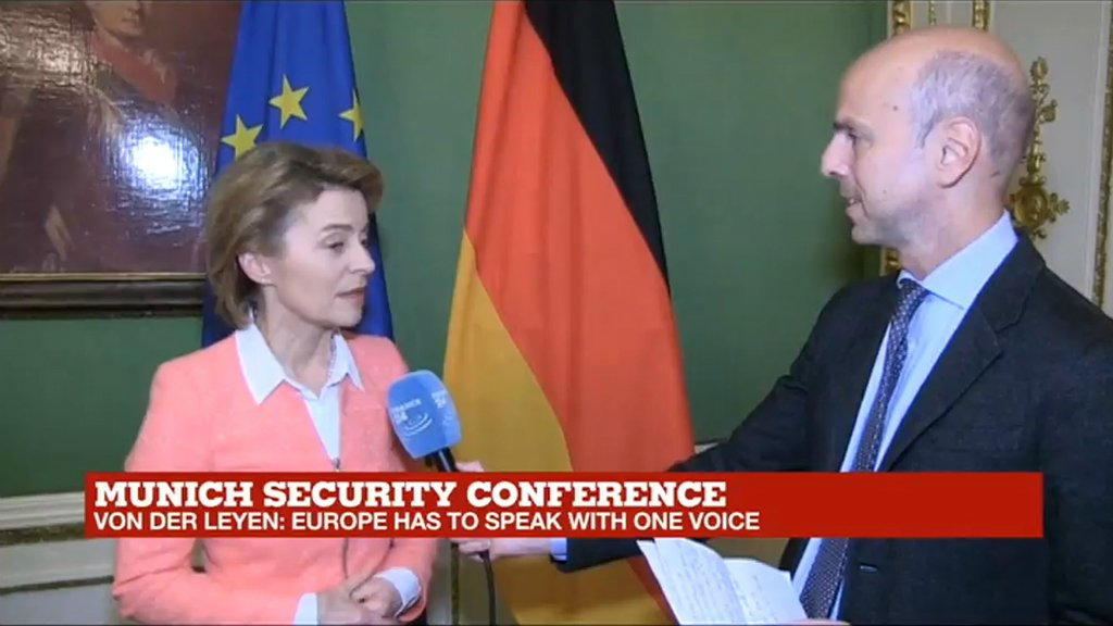 Exclusive: Germany's defence minister says EU defence pact to complement NATO