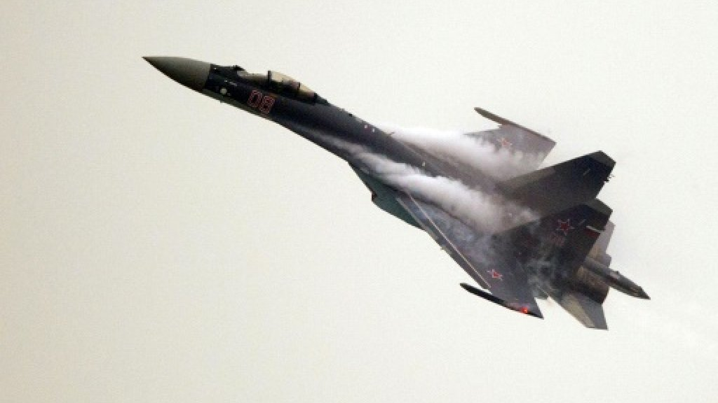 Indonesia inks $1.1 bn deal with Russia to buy 11 jets