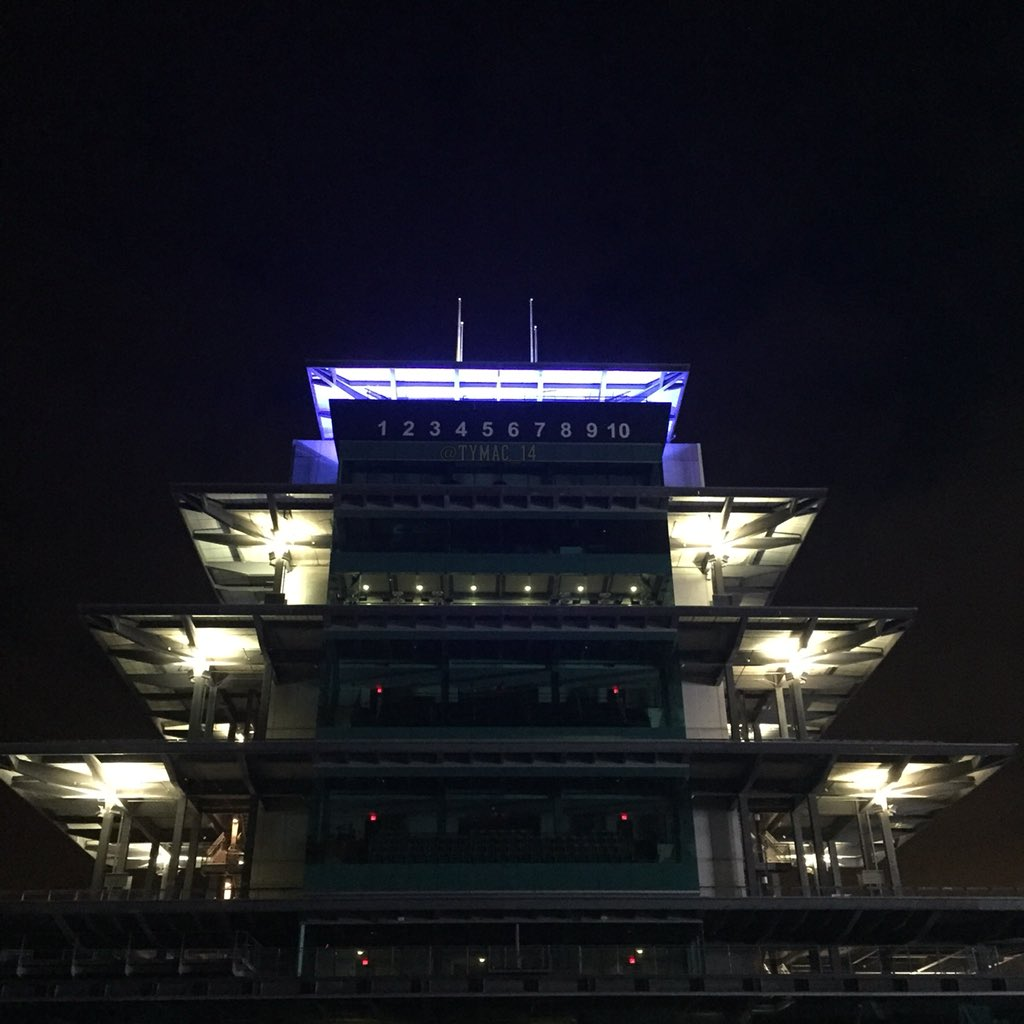 #Indy500