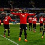 Lukaku double sends Manchester United into FA Cup quarter-finals