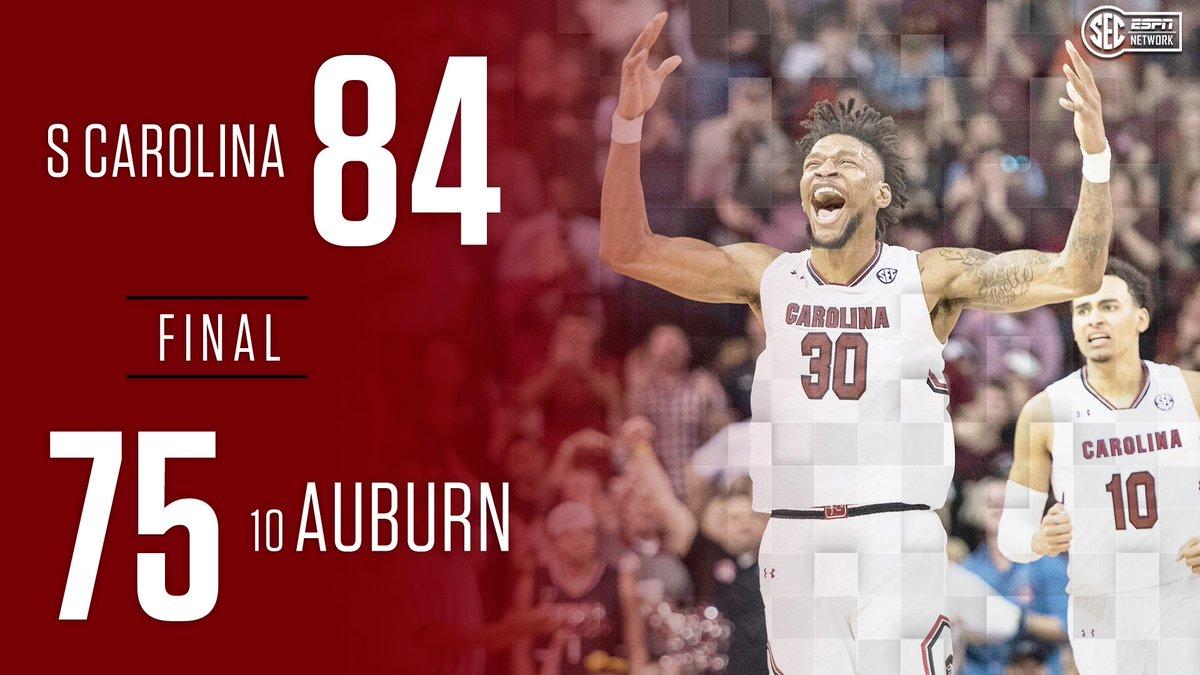 No. 10 Auburn