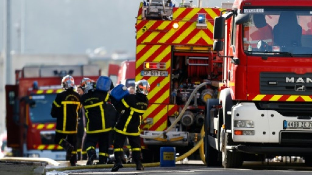 Two dead in France factory explosion
