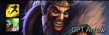 Welcome to the League of Draven:   @ArrowDongTak locks in Draven! #NALCS https://t.co/lK4aDQevd0