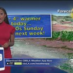 Markina Brown's Weather Forecast (Feb. 17)