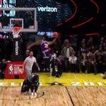 RT : Donovan Mitchell VOOU! #NBAAllStar http...