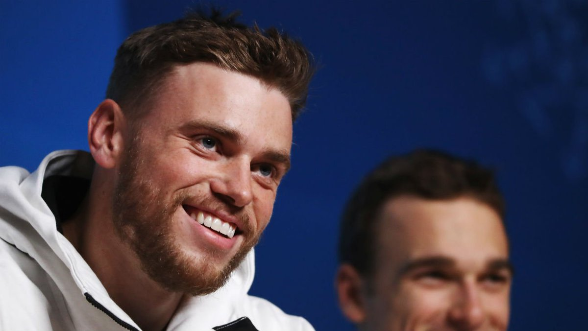 Olympics: Gus Kenworthy and Boyfriend Share Kiss on NBC