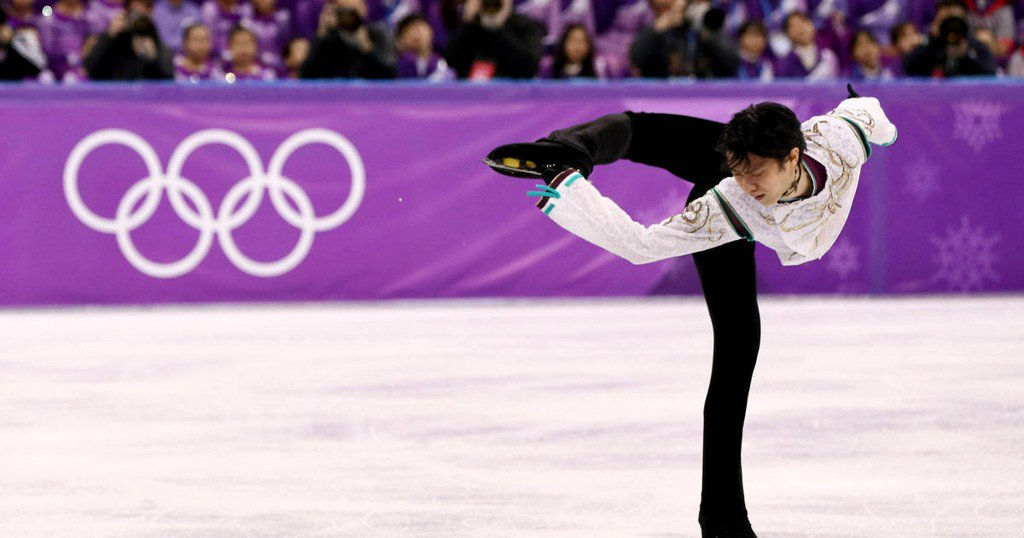 Winter Olympics 2018: Japan makes history with gold, silver in men's figure skating