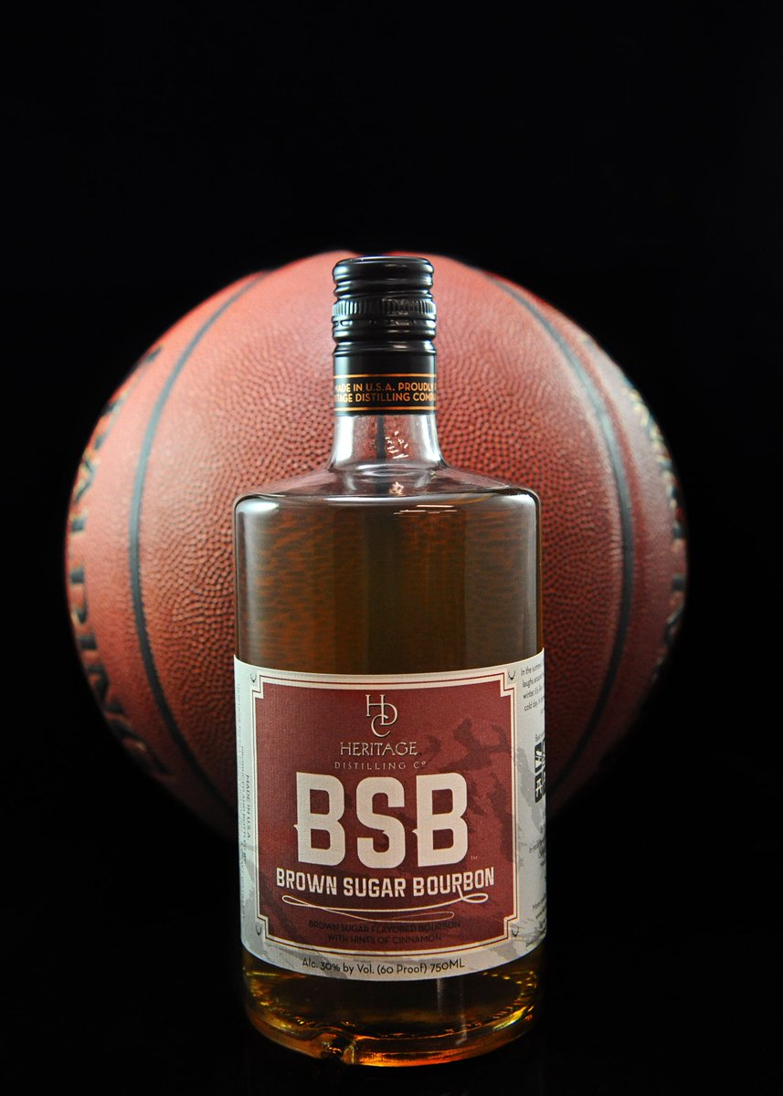 test Twitter Media - BSB - Brown Sugar Bourbon would definitely make our spirits #AllStar lineup! 🏆🏀🥃 #AllStarGame #HeritageDistilling #HDCBSB https://t.co/i0grhdeUEh
