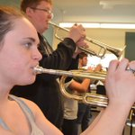 Jazz musicians fired up for the fun of it