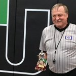 Wrestling referee retires after 43 years on the mat