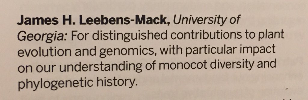 test Twitter Media - And also congrats to @jleebensmack for induction as @aaas fellow at #aaasmtg https://t.co/qwqJkzVW8b
