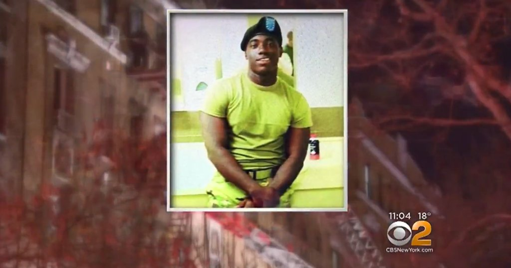 Funeral held for soldier who died saving others in NYC fire