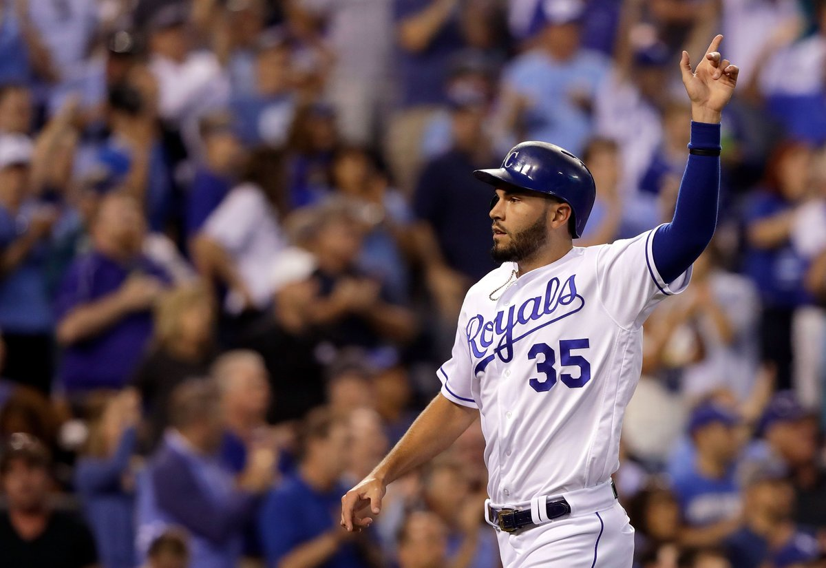 Eric Hosmer agrees to eight-ye eric hosmer