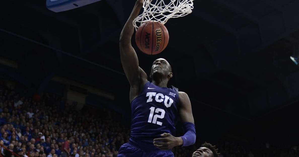 TCU men's basketball overcomes early deficit to cruise past Oklahoma State