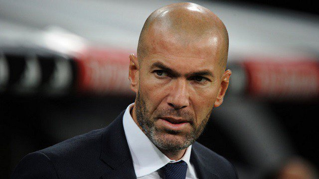 Demands of coaching Real Madrid are 'exhausting' - Zidane