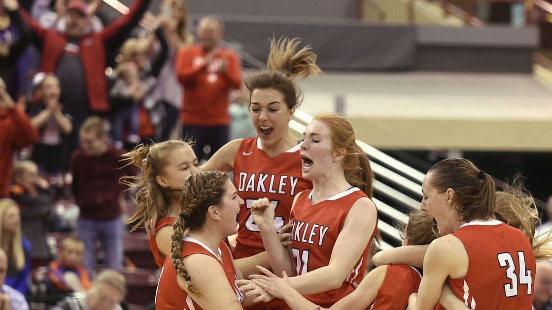 Oakley wins state championship for first time in 87 years