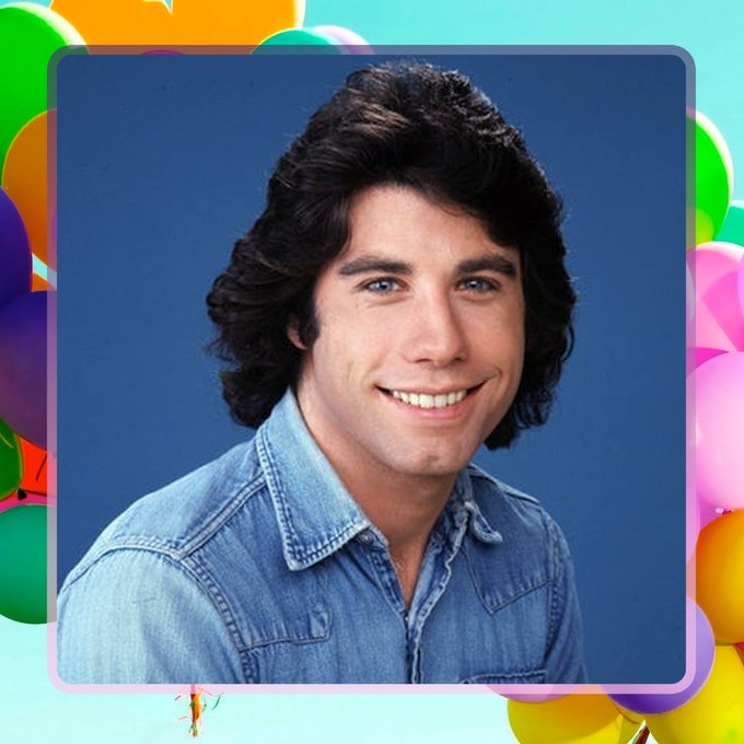 Happy Birthday John Travolta What\s your favourite musical that John has featured in?