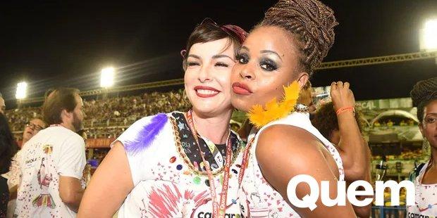 Carnaval. Foto do site da Quem Acontece que mostra Regiane Alves ganha vale night para curtir Carnaval 2018 com amigas.