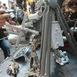 RT : ブラックアウトの背面。脚の情報量凄い #wf2018w https:...