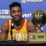 RT : Donovan Mitchell NBA All-Star sma...