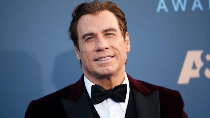 Happy 64th Birthday to John Travolta!