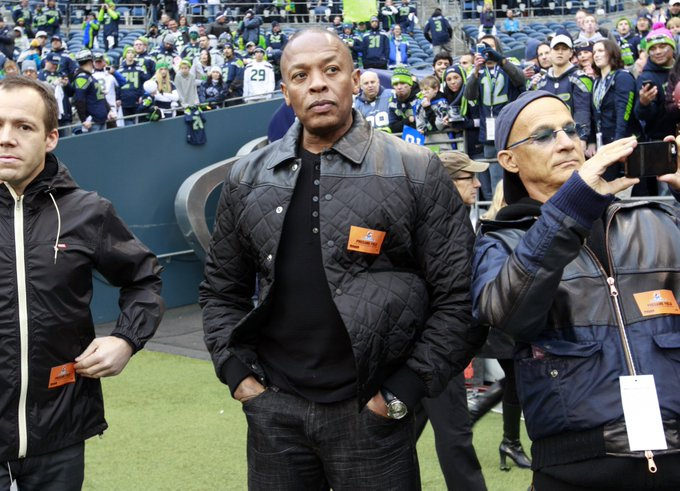 Happy Birthday to Dr Dre    About: