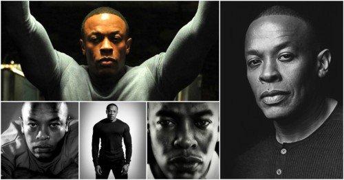 Happy Birthday to Dr. Dre (born February 18, 1965)