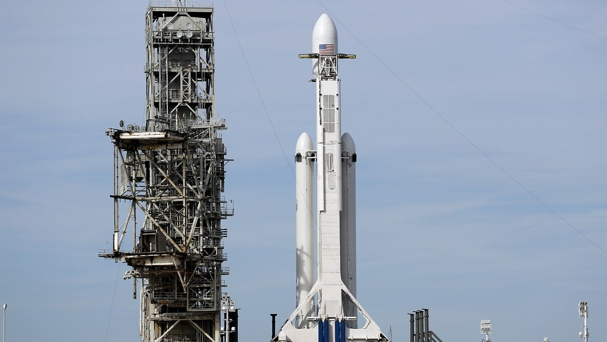 Satellite launch from California is delayed