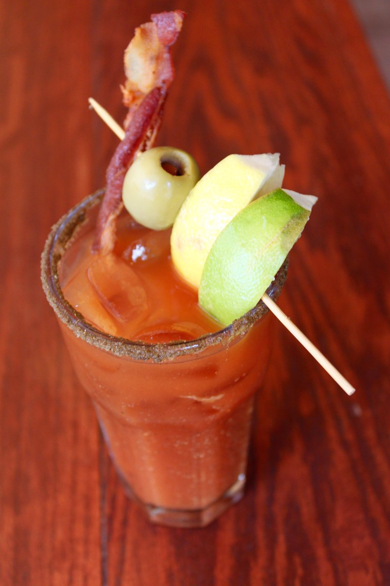 Sunday Funday with us! #BaconBloody #GimmeThat https://t.co/1rV5ahx8t4