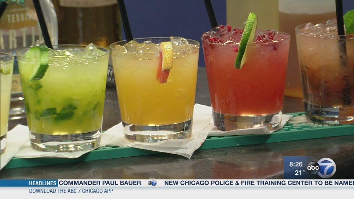 Northbrook restaurant shares taco and margarita recipes