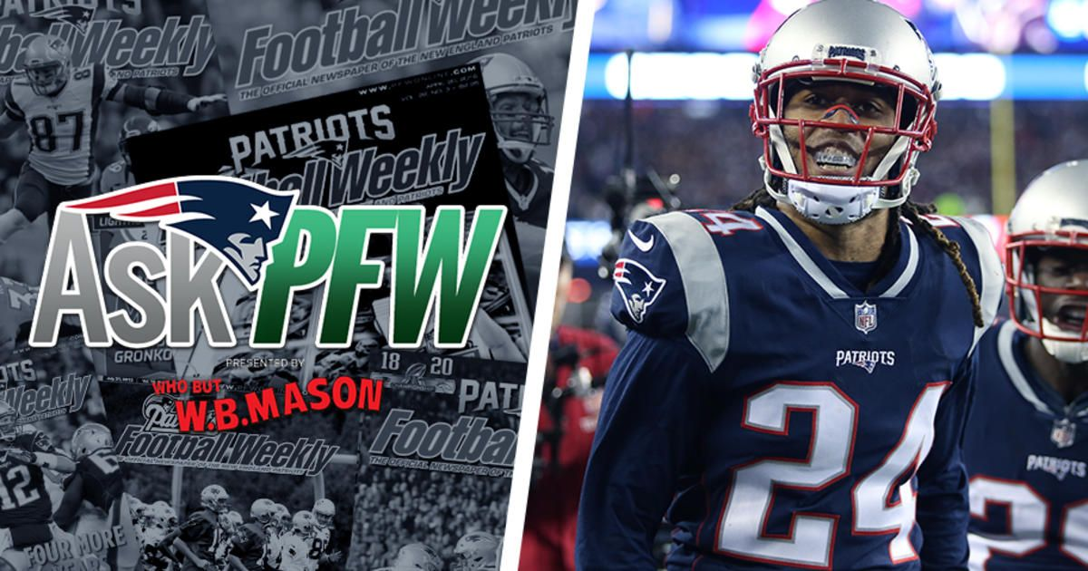 Draft prospects, free agency and more of your 2018 #Patriots questions.  #AskPFW: https://t.co/82Gxiw0Qai https://t.co/00f3M9Fw16