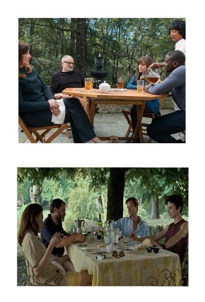 Family lunch: find the difference 😂 #GetOutMovie #CallMeByYourName #OscarNoms #Oscar https://t.co/5RfX8X4AGX https://t.co/w0FbVzjx4d
