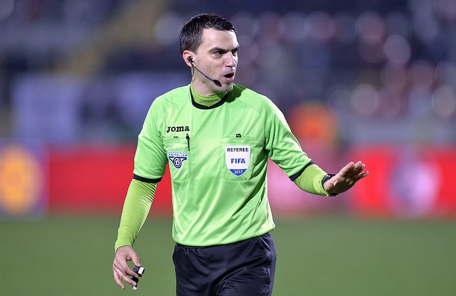 Romanian referee Ovidiu Hațegan (37) will officiate Tuesday's Champions League last 16 first leg between FC Bayern and Beşiktaş JK at Allianz Arena. https://t.co/OOm1kRg7F3