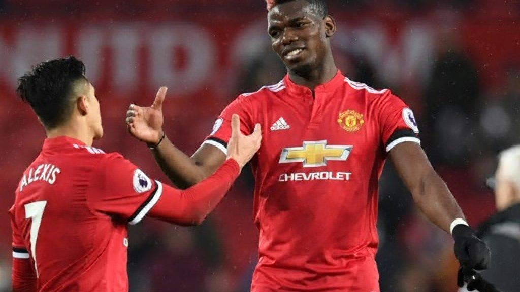 Pogba illness concerns Mourinho ahead of Sevilla trip