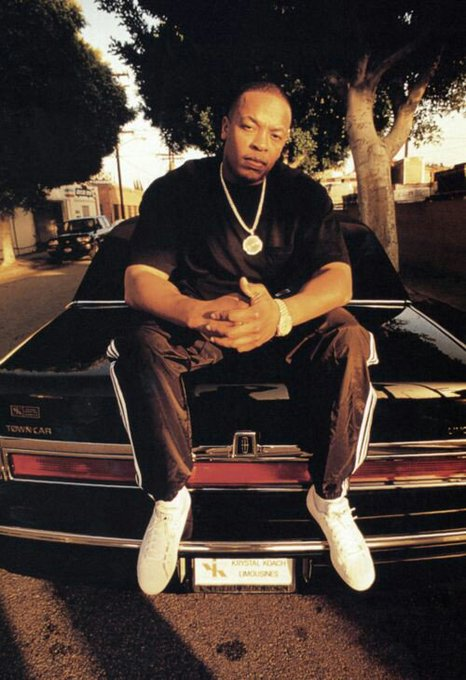 Happy Birthday Dr Dre   NWA - Express Yourself